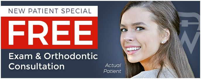 Free Exam & Orthodontic Consultation